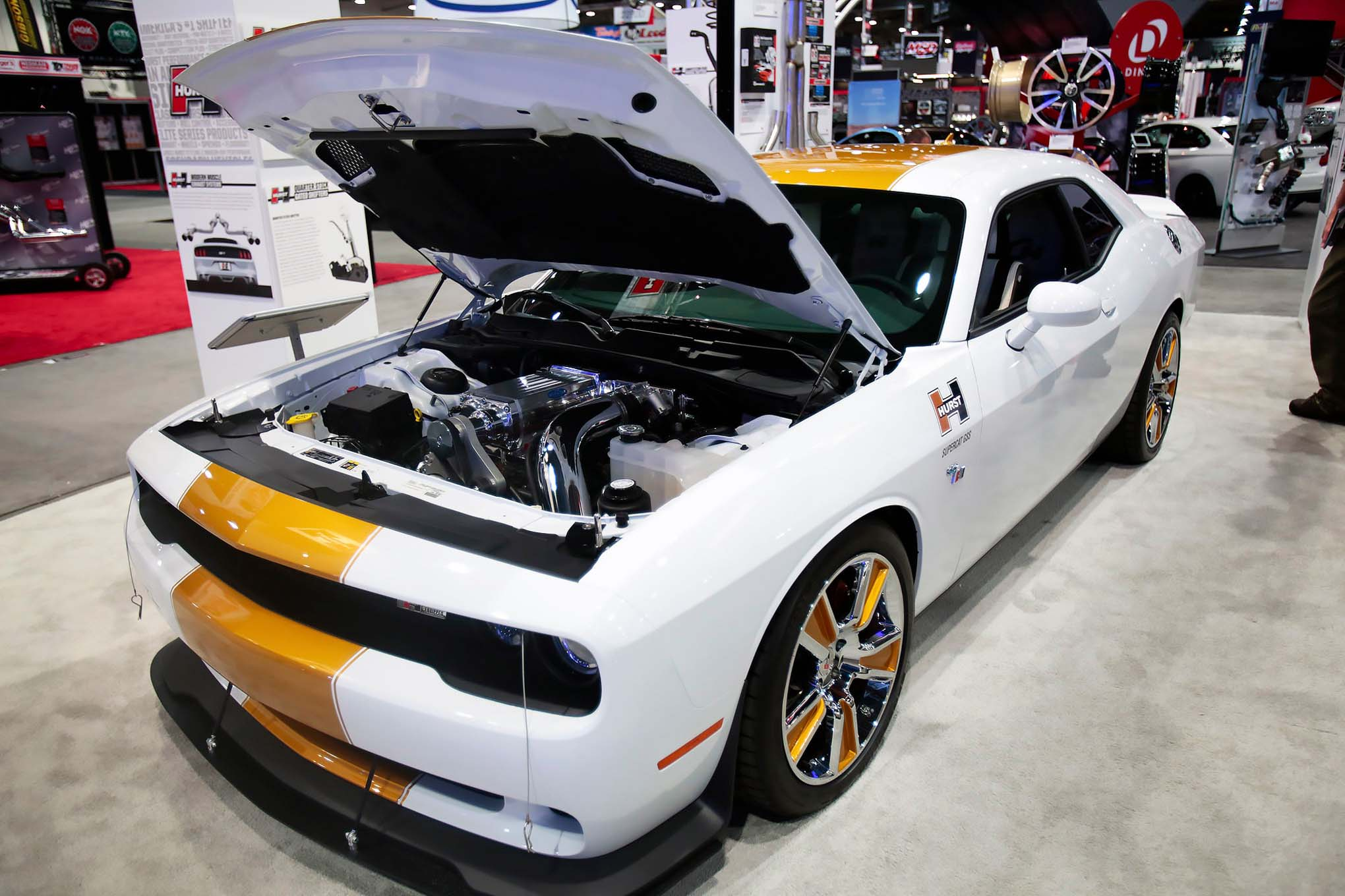 SEMA 2015 After Hours Photo Gallery 076 Lpr