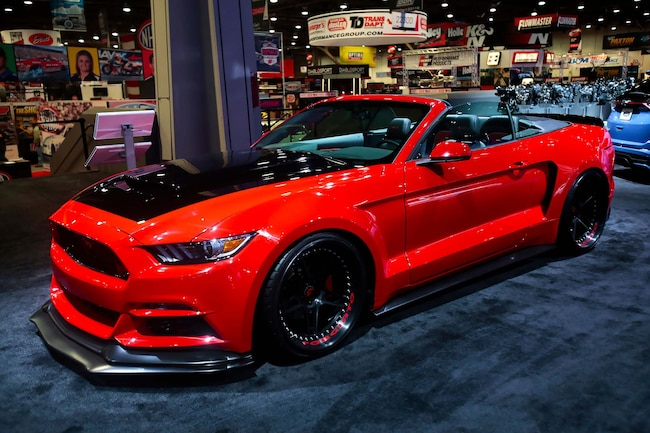 SEMA 2015 After Hours Photo Gallery 072 Lpr