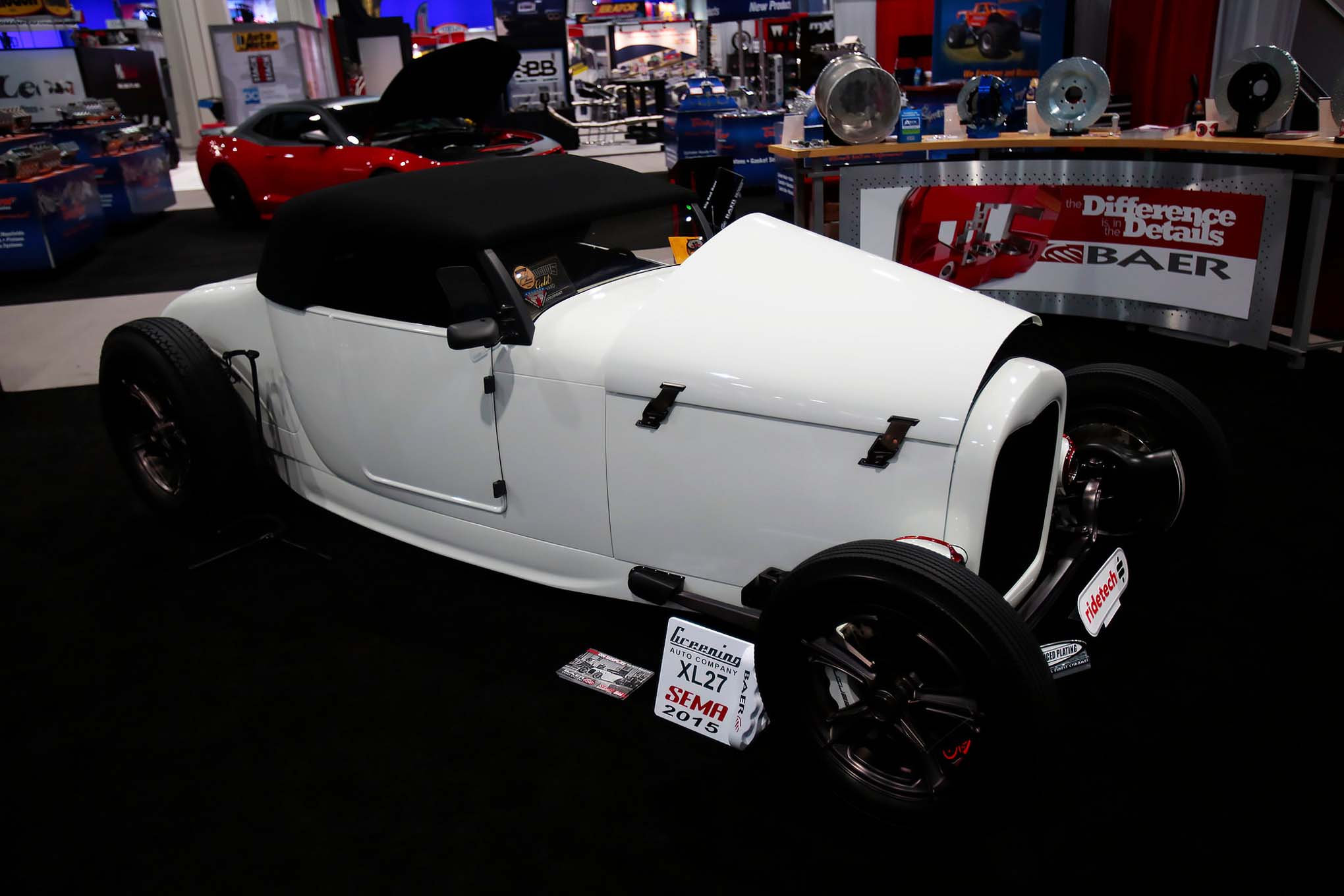 SEMA 2015 After Hours Photo Gallery 094 Lpr