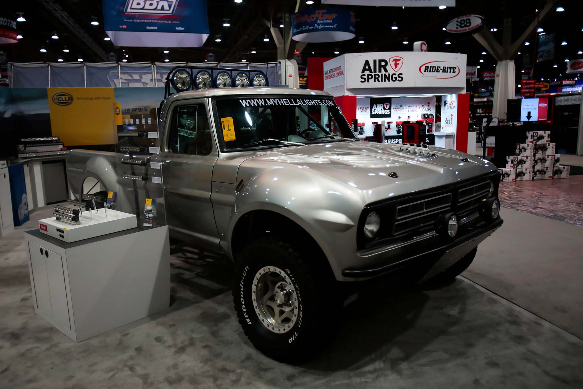 SEMA 2015 After Hours Photo Gallery 090 Lpr