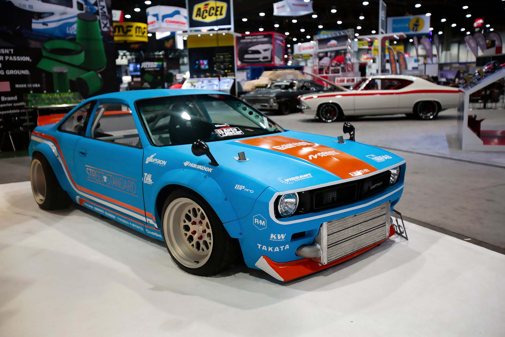 SEMA 2015 After Hours Photo Gallery 084 Lpr