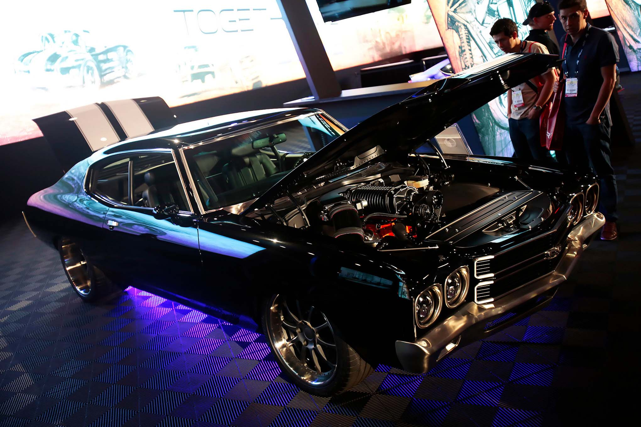 SEMA 2015 After Hours Photo Gallery 064 Lpr