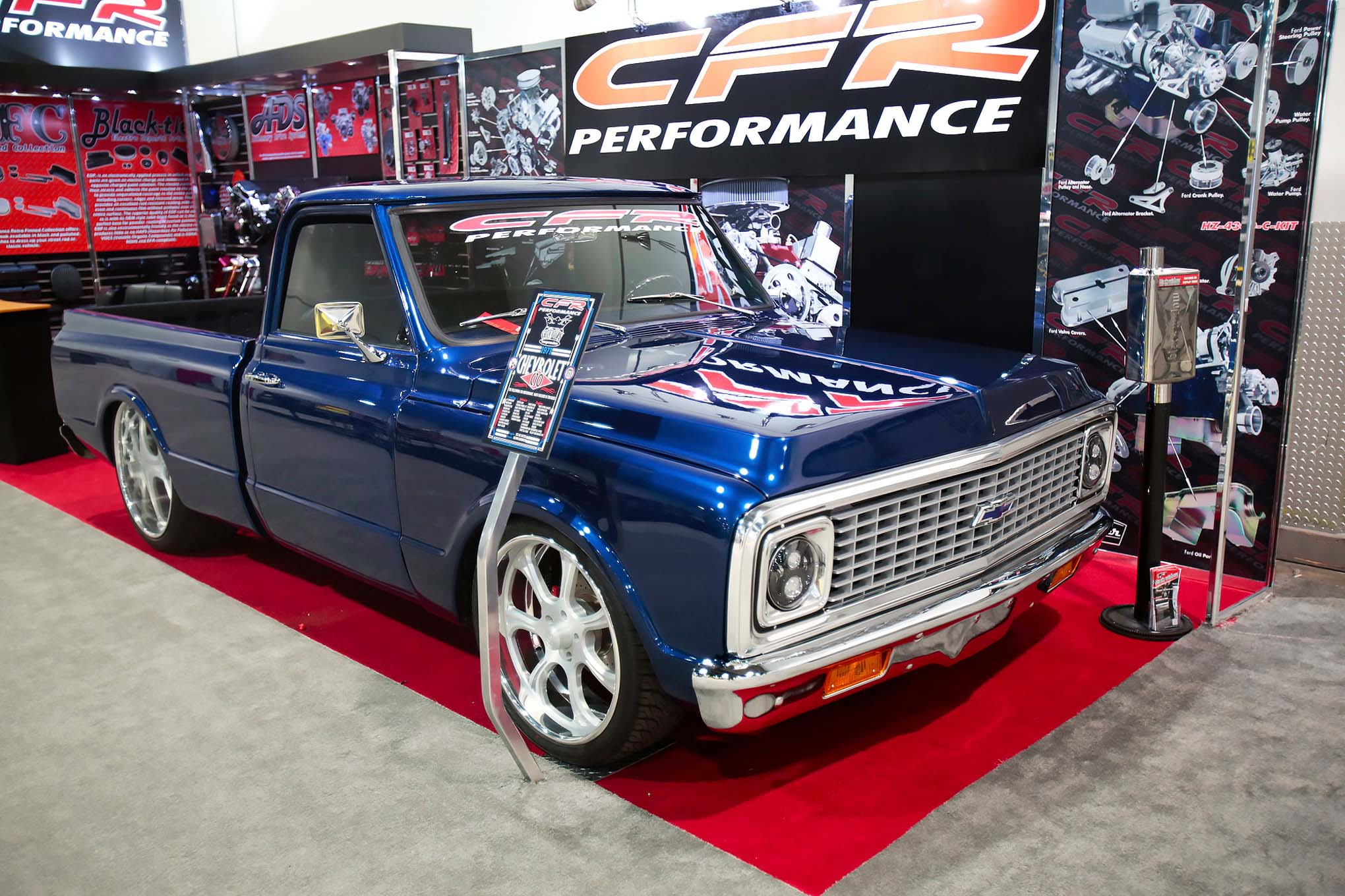 SEMA 2015 After Hours Photo Gallery 062 Lpr