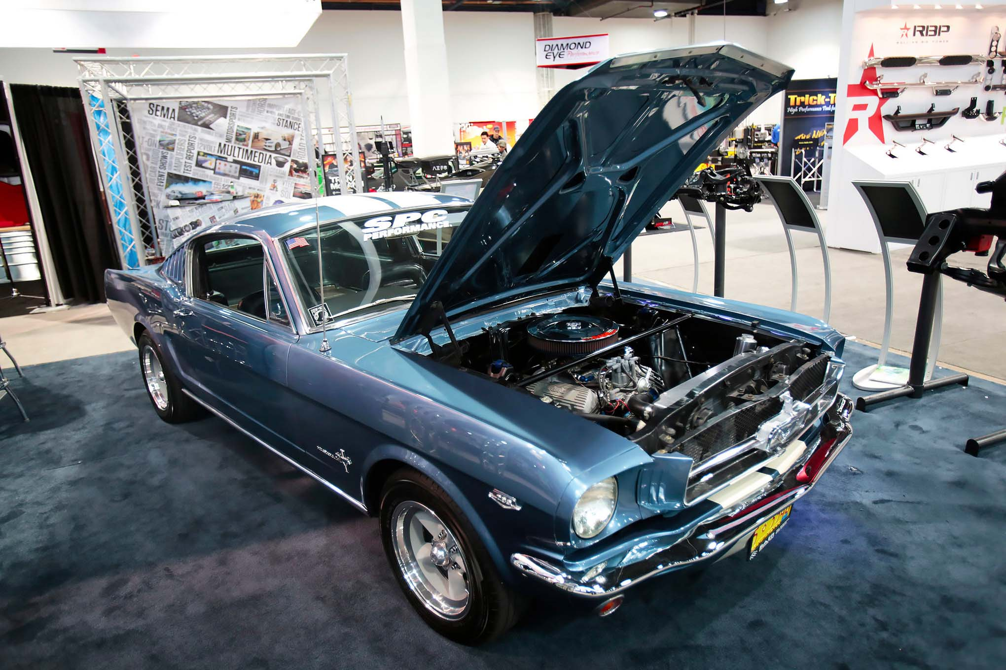 SEMA 2015 After Hours Photo Gallery 058 Lpr