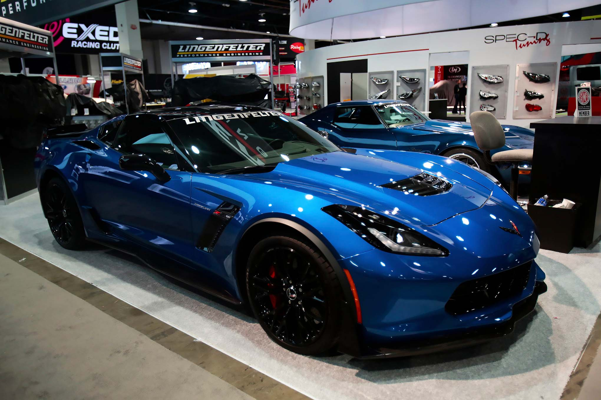 SEMA 2015 After Hours Photo Gallery 057 Lpr