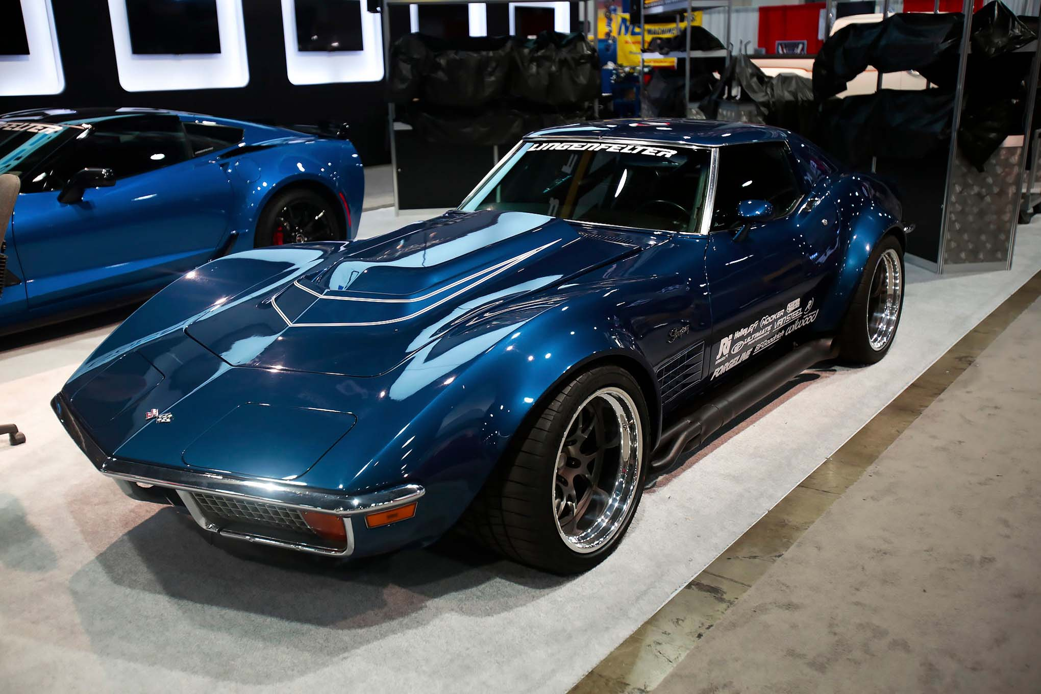 SEMA 2015 After Hours Photo Gallery 056 Lpr