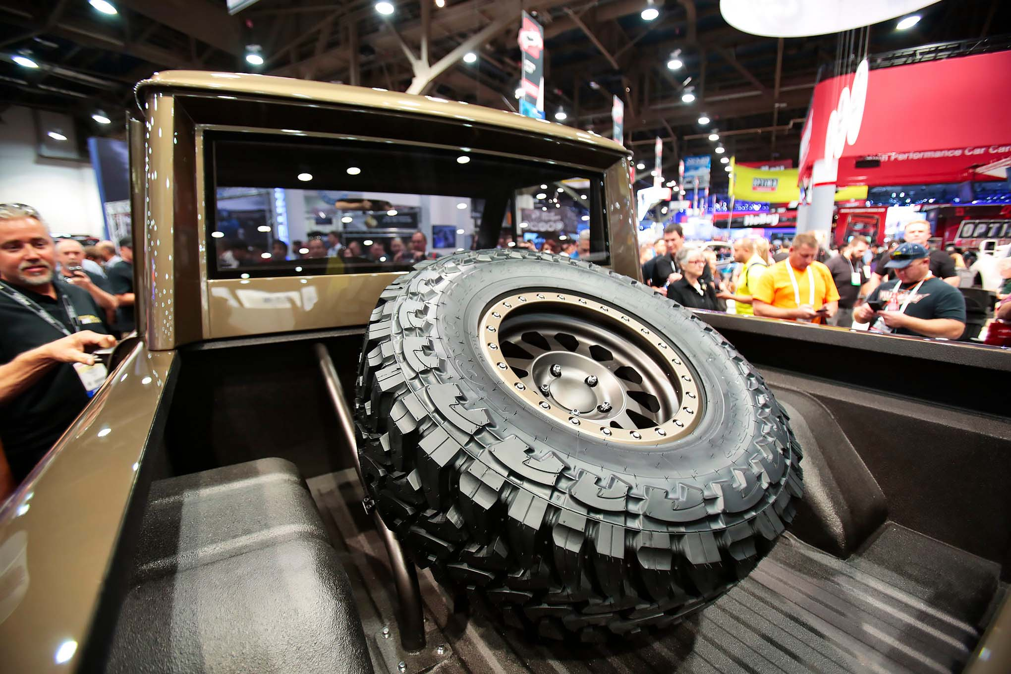 SEMA 2015 After Hours Photo Gallery 038 Lpr