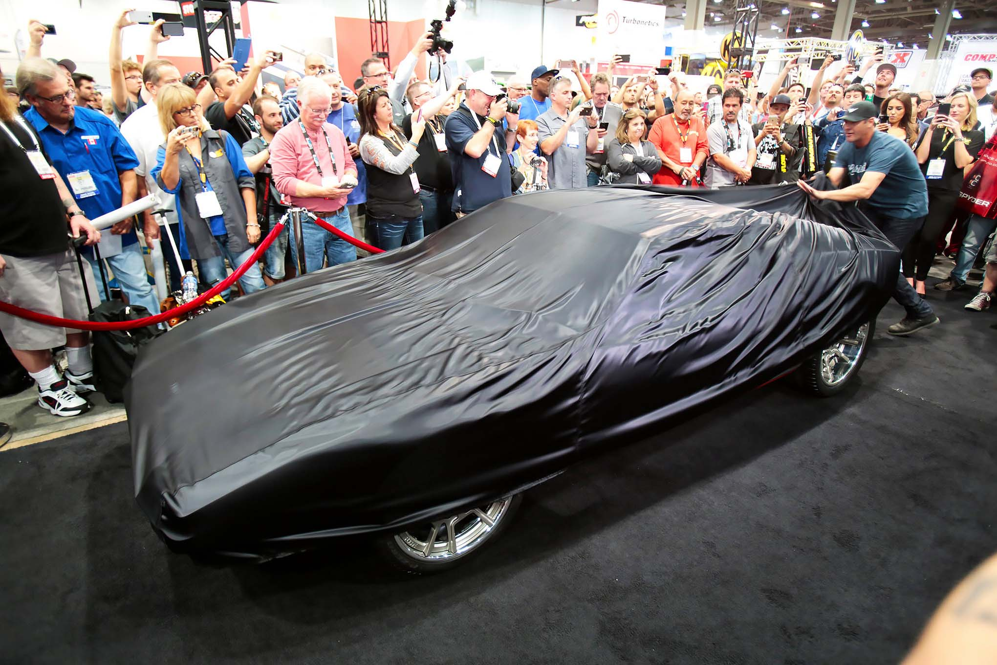 SEMA 2015 After Hours Photo Gallery 031 Lpr