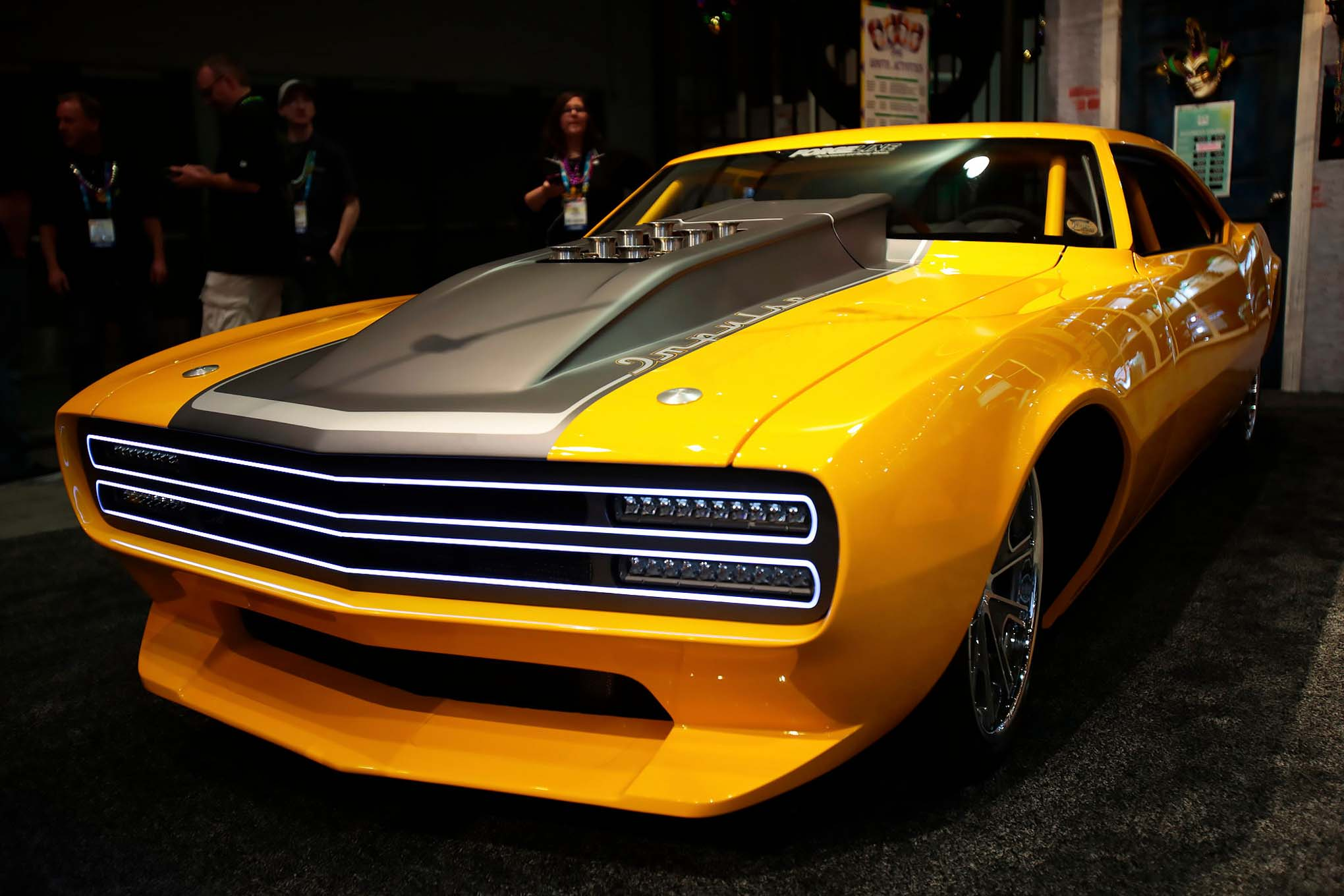 SEMA 2015 After Hours Photo Gallery 025 Lpr