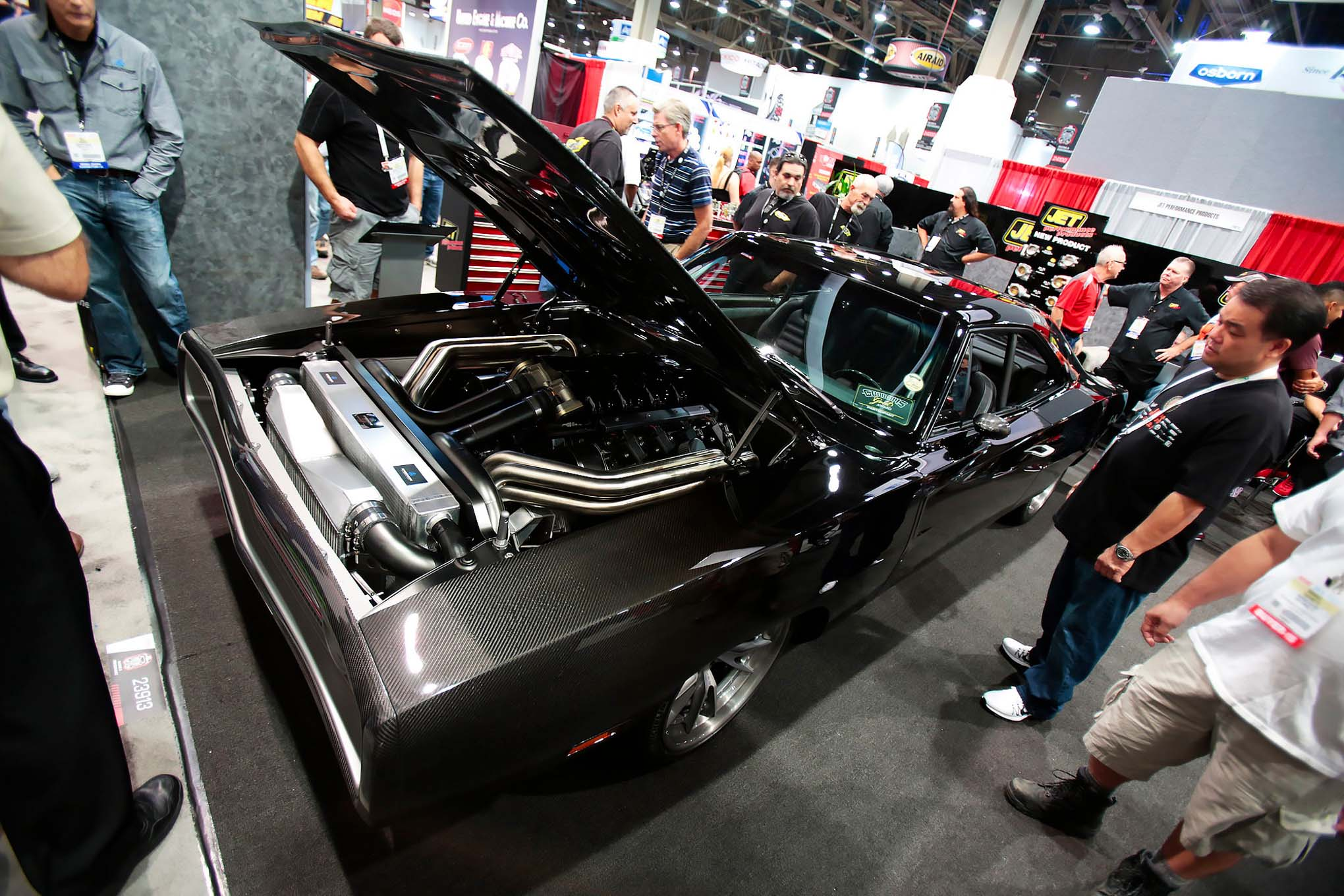 SEMA 2015 After Hours Photo Gallery 017 Lpr