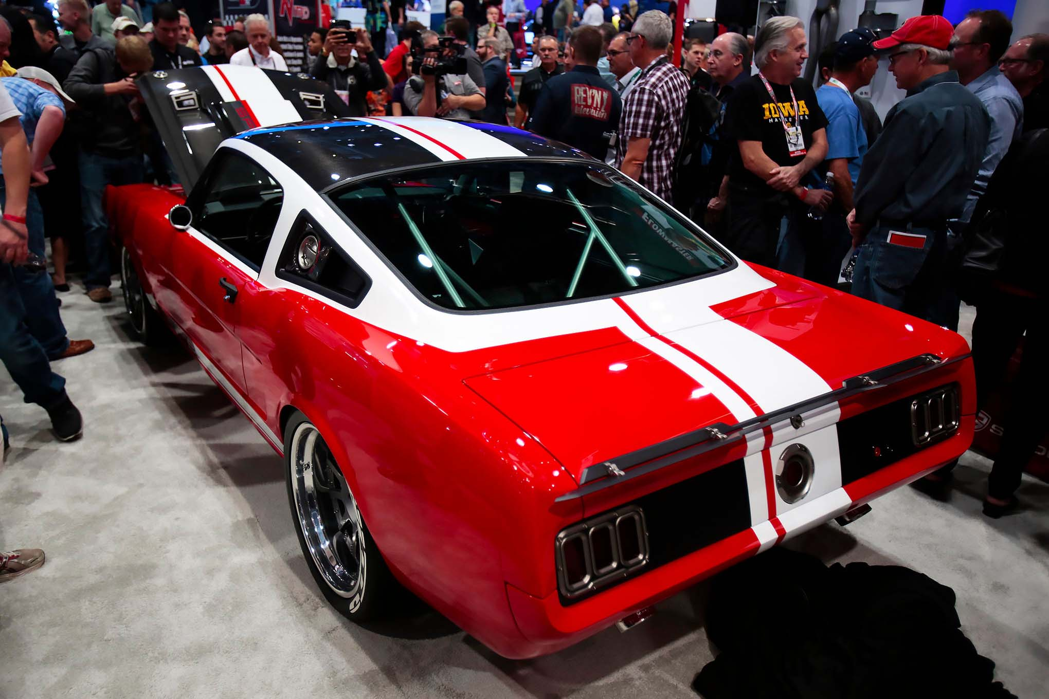 SEMA 2015 After Hours Photo Gallery 015 Lpr