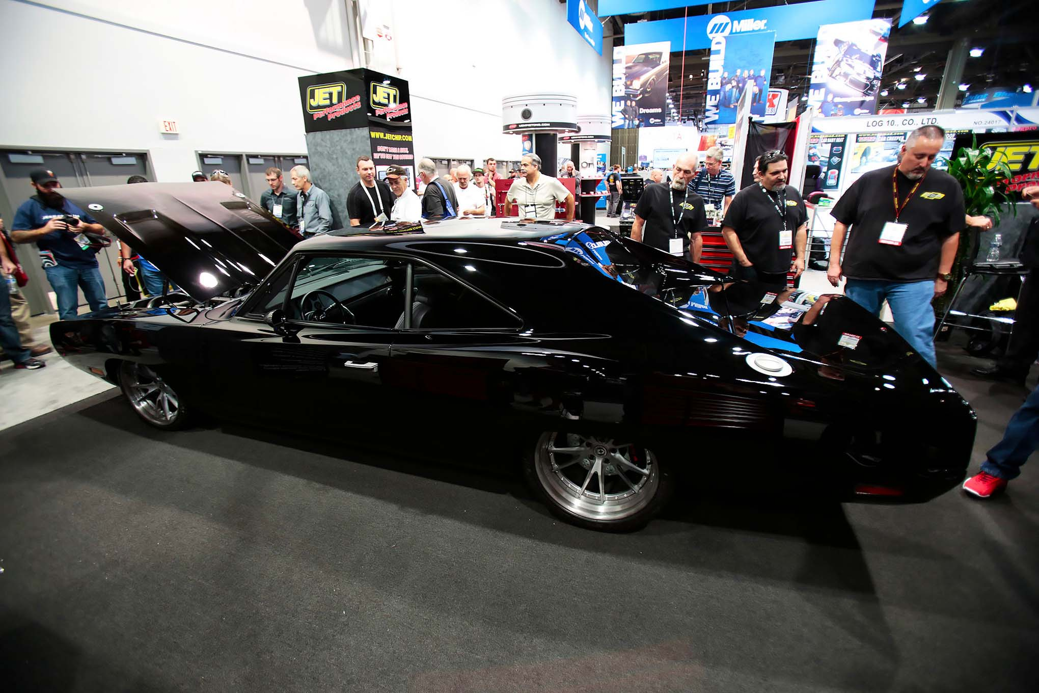 SEMA 2015 After Hours Photo Gallery 020 Lpr