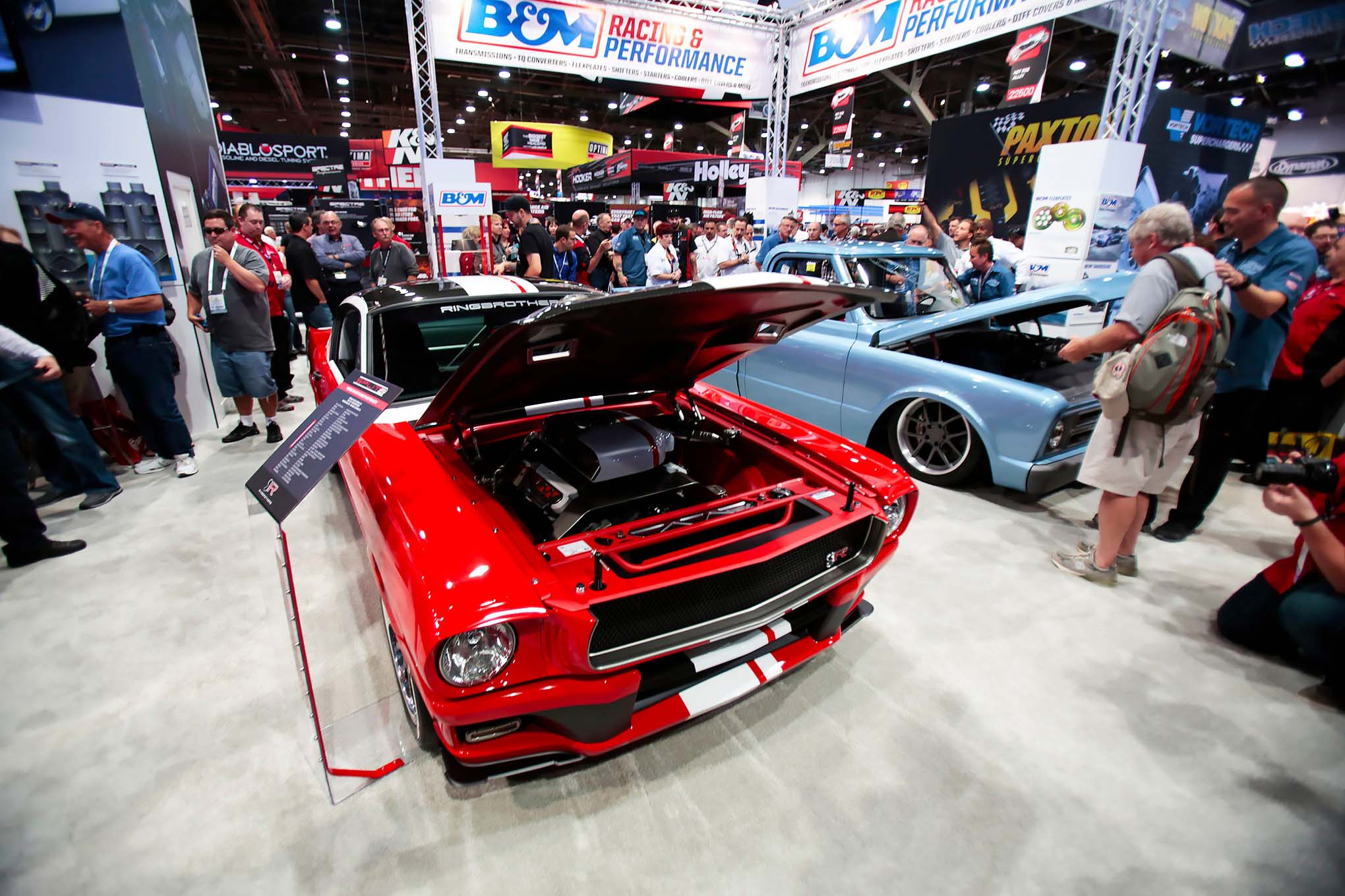SEMA 2015 After Hours Photo Gallery 012 Lpr