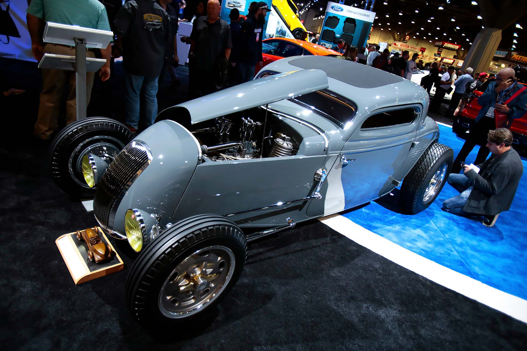 SEMA 2015 After Hours Photo Gallery 004 Lpr