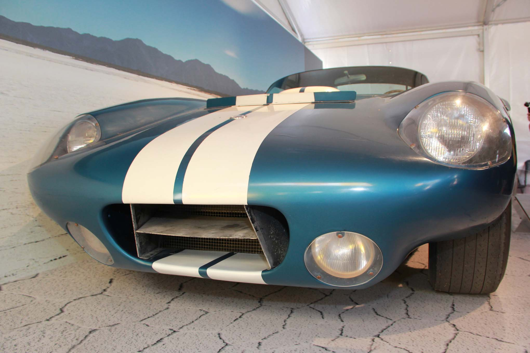 021 Shelby Daytona Coupe Lpr