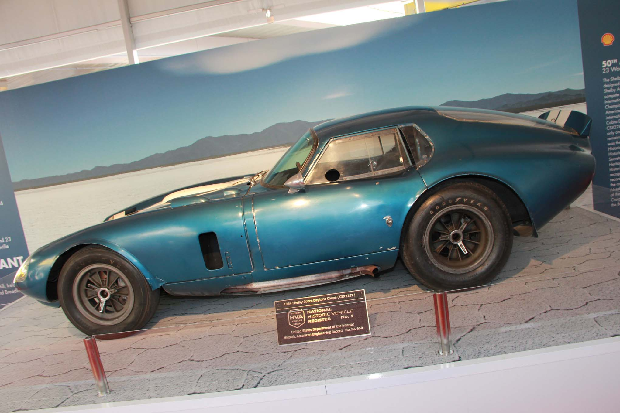 017 Shelby Daytona Coupe Lpr