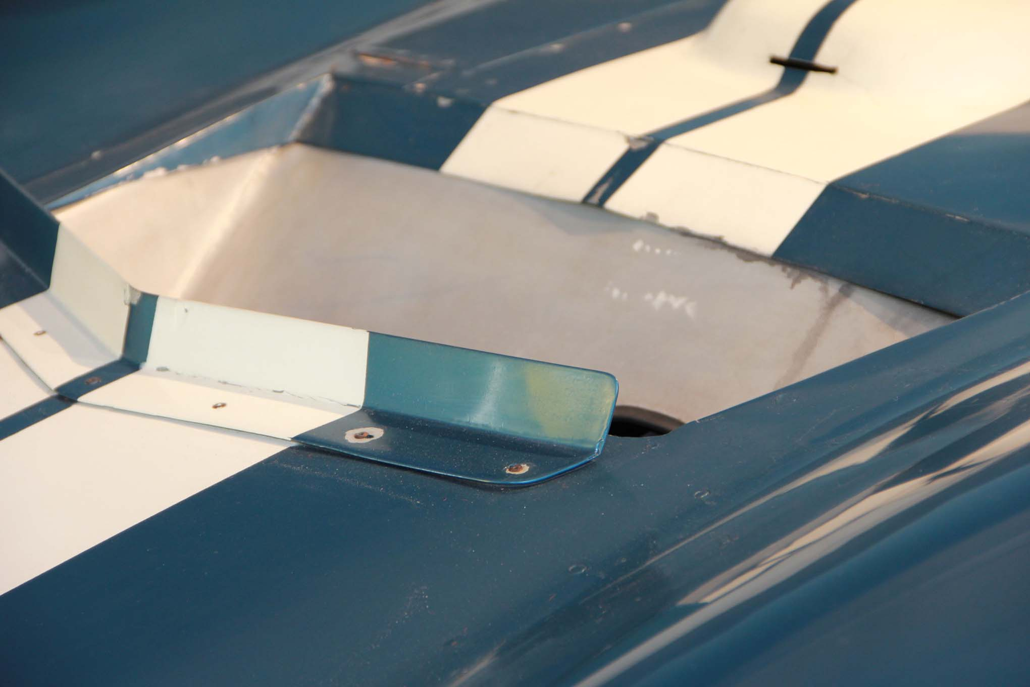 015 Shelby Daytona Coupe Lpr