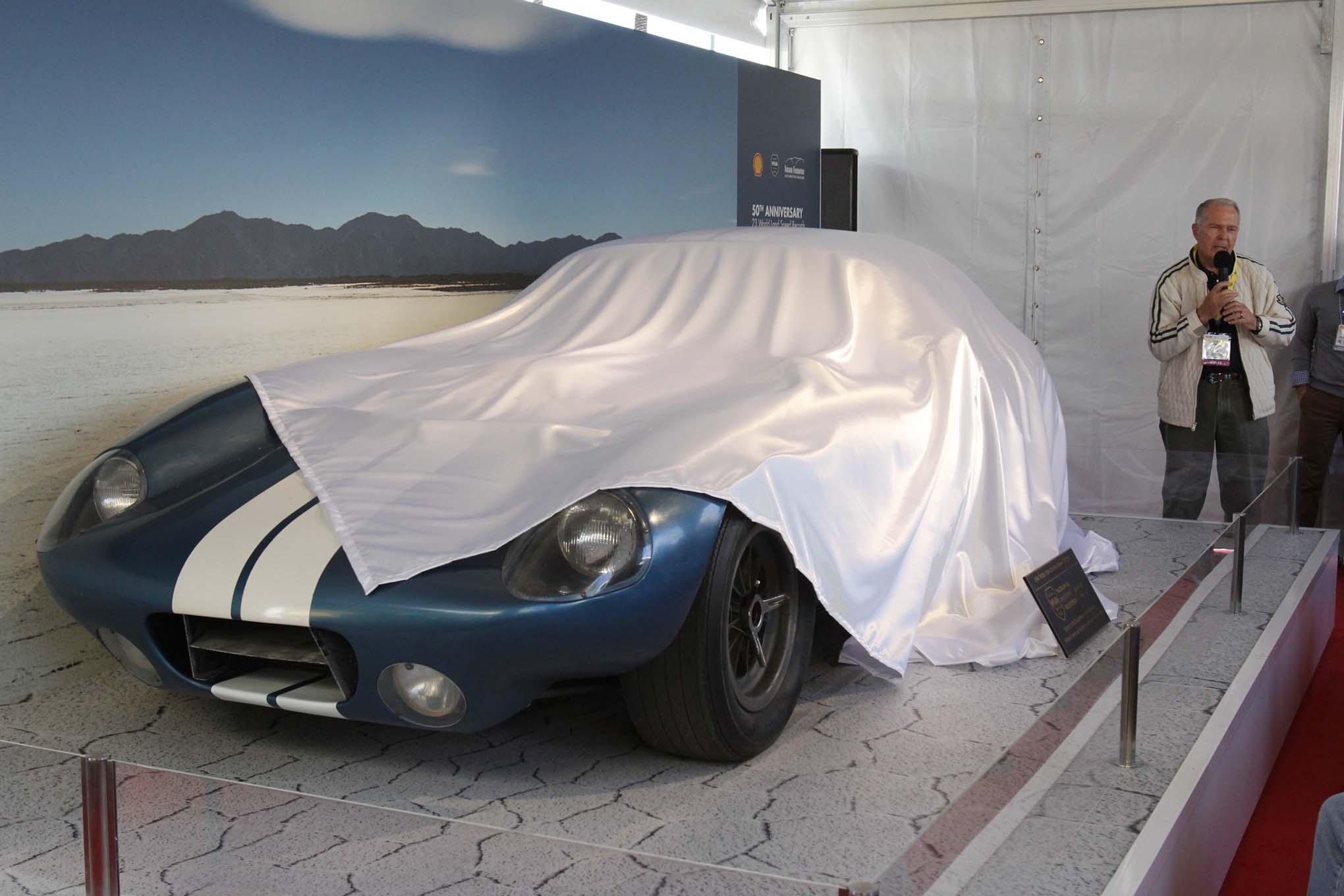 001 Shelby Daytona Coupe Lpr