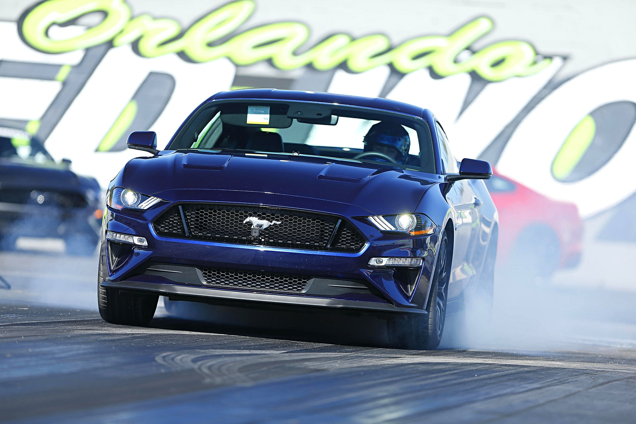 2018 Mustang GT Test 004