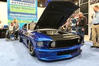 1969 Ford Mustang Gap Racing Sema 2015 02