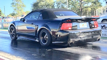 Disabled Veteran's 2003 SVT Cobra Makes 824 HP