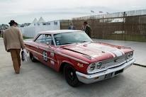 2015 Goodwood Revival Vintage Mustangs 21