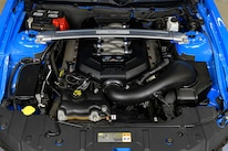 Holley INTECH Cold Air Intake Mustang Gt 024