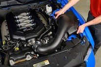 Holley INTECH Cold Air Intake Mustang Gt 001