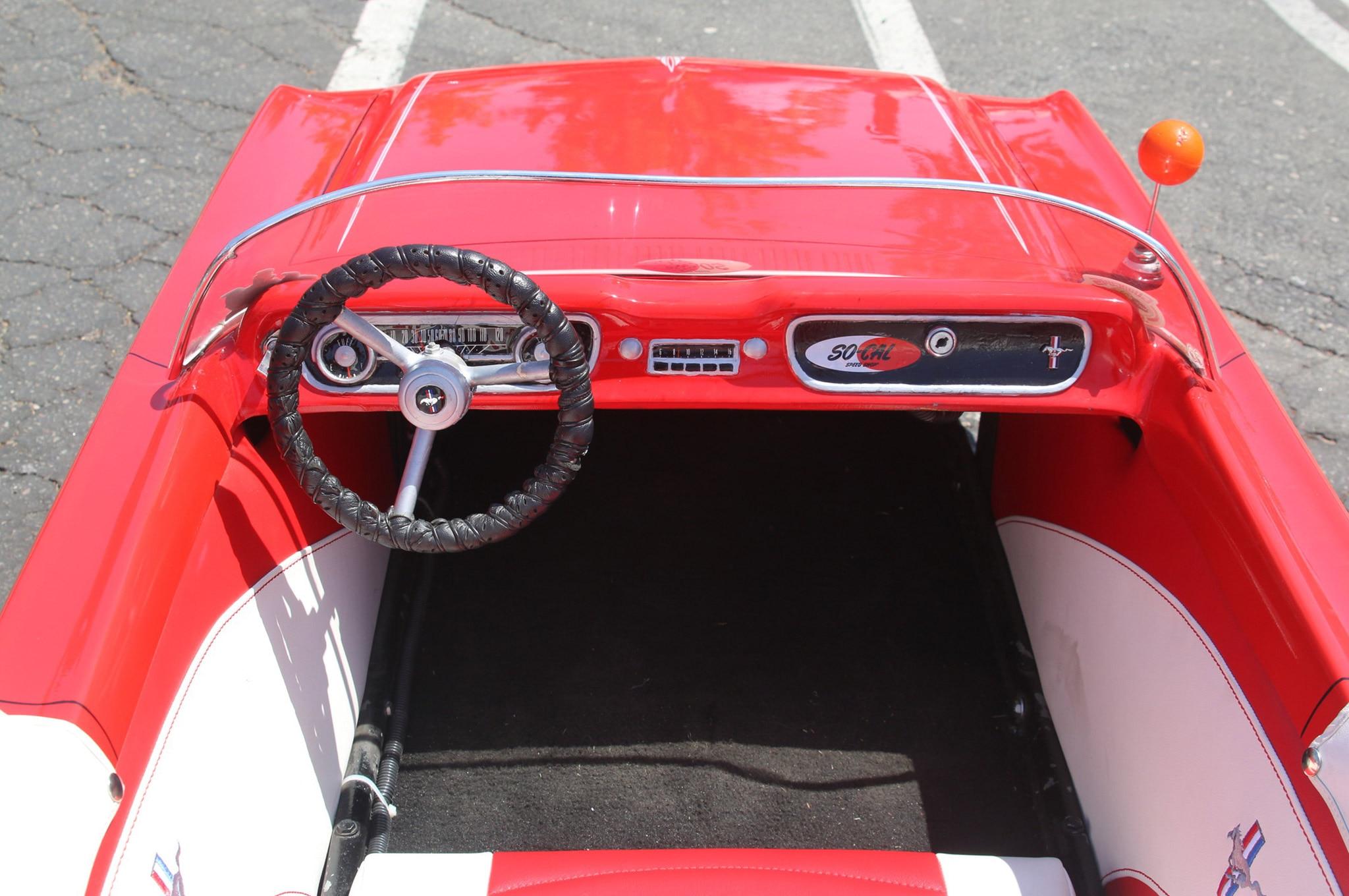 Mini Mustang 5