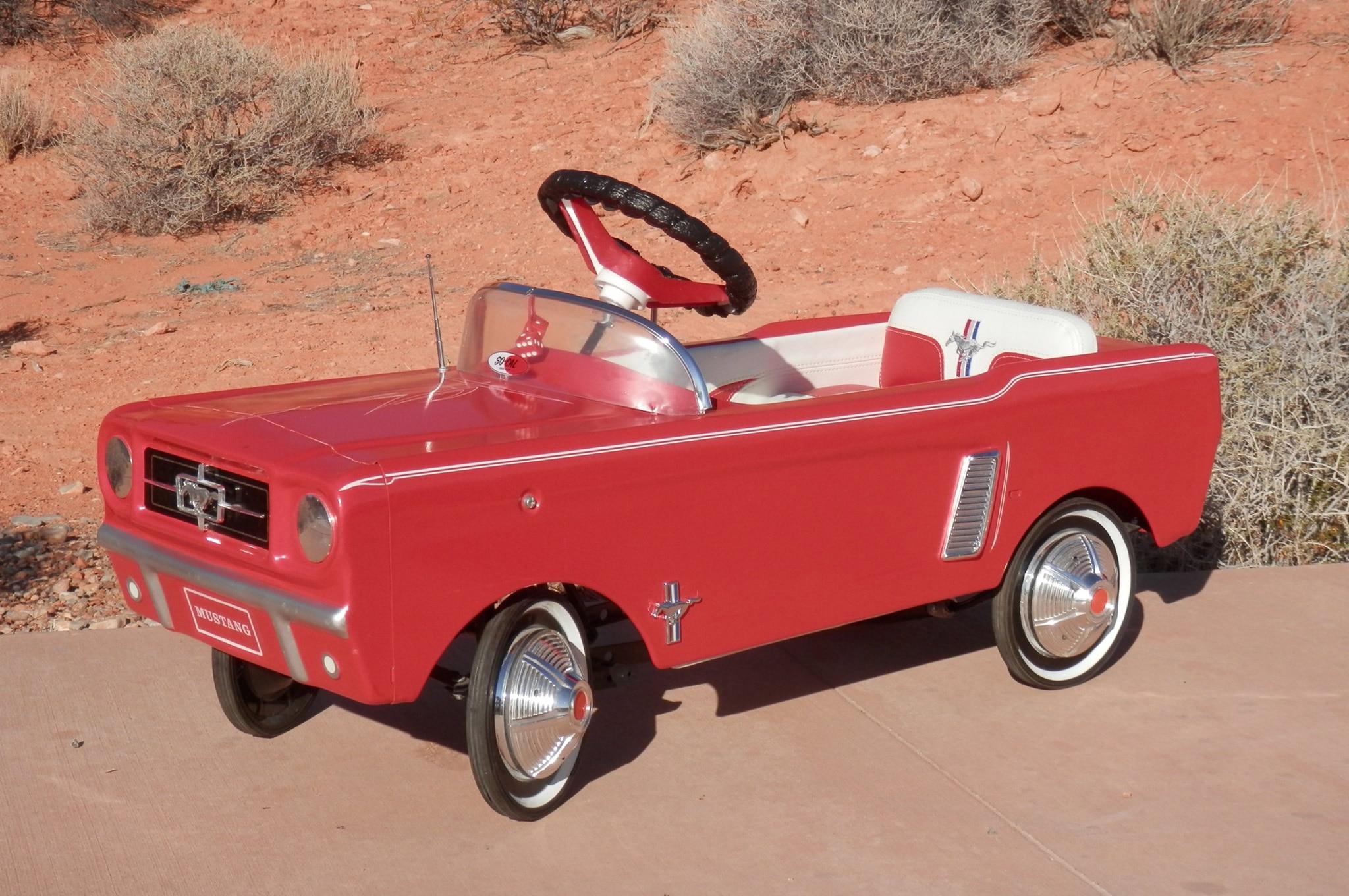 Mini Mustang 3