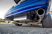 1991 Ford Mustang Exhaust