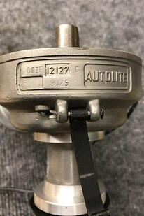 053 Detailing 428 Cobra Jet Engine