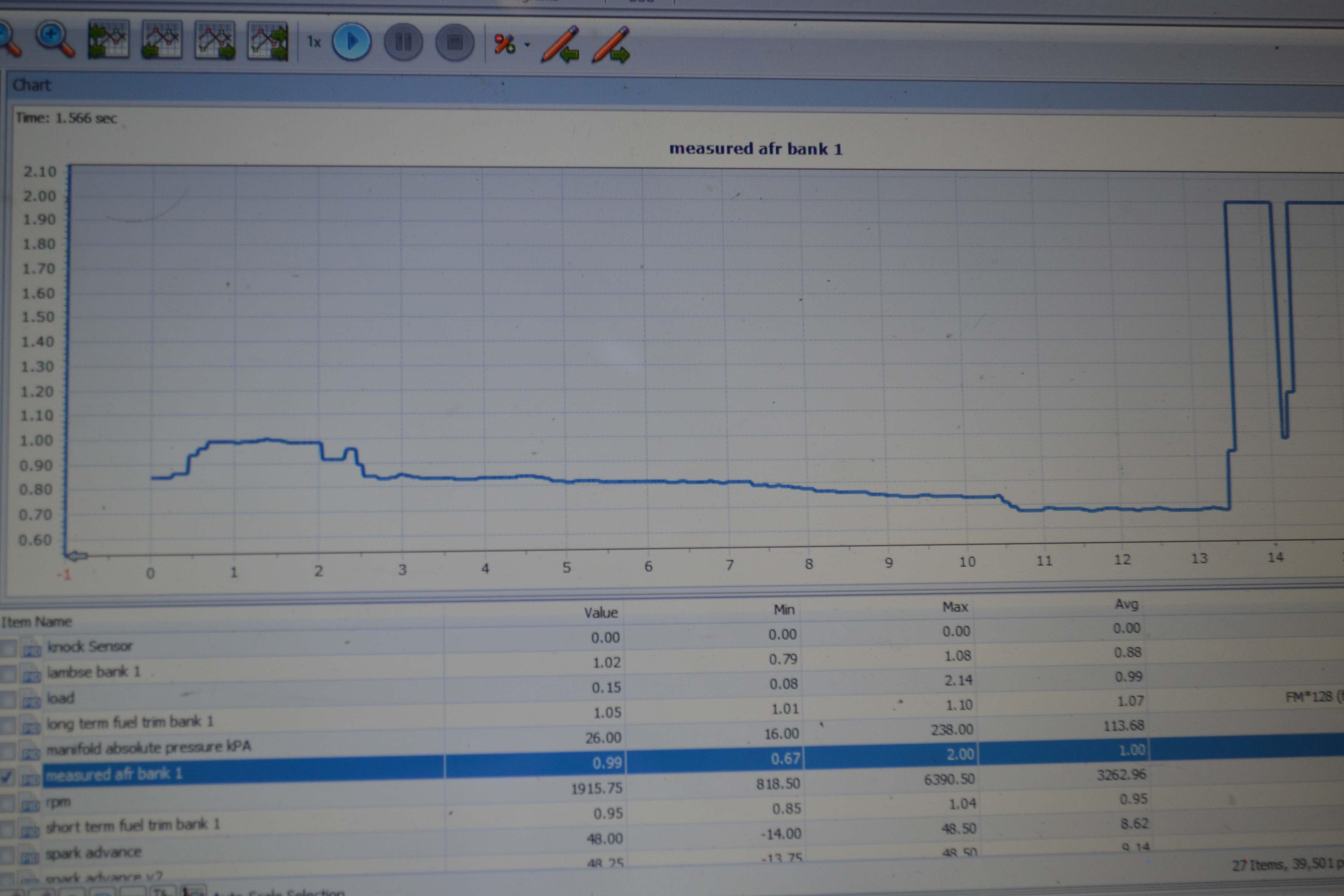 016 Ecoboost Inside Tuning Stock Afr