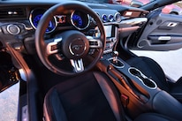 2015 Ford Mustang Blue Chrome Soto 36