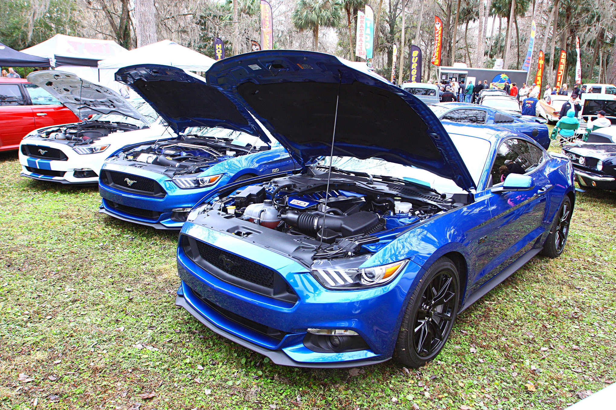 2018 Silver Springs Mustang Show150