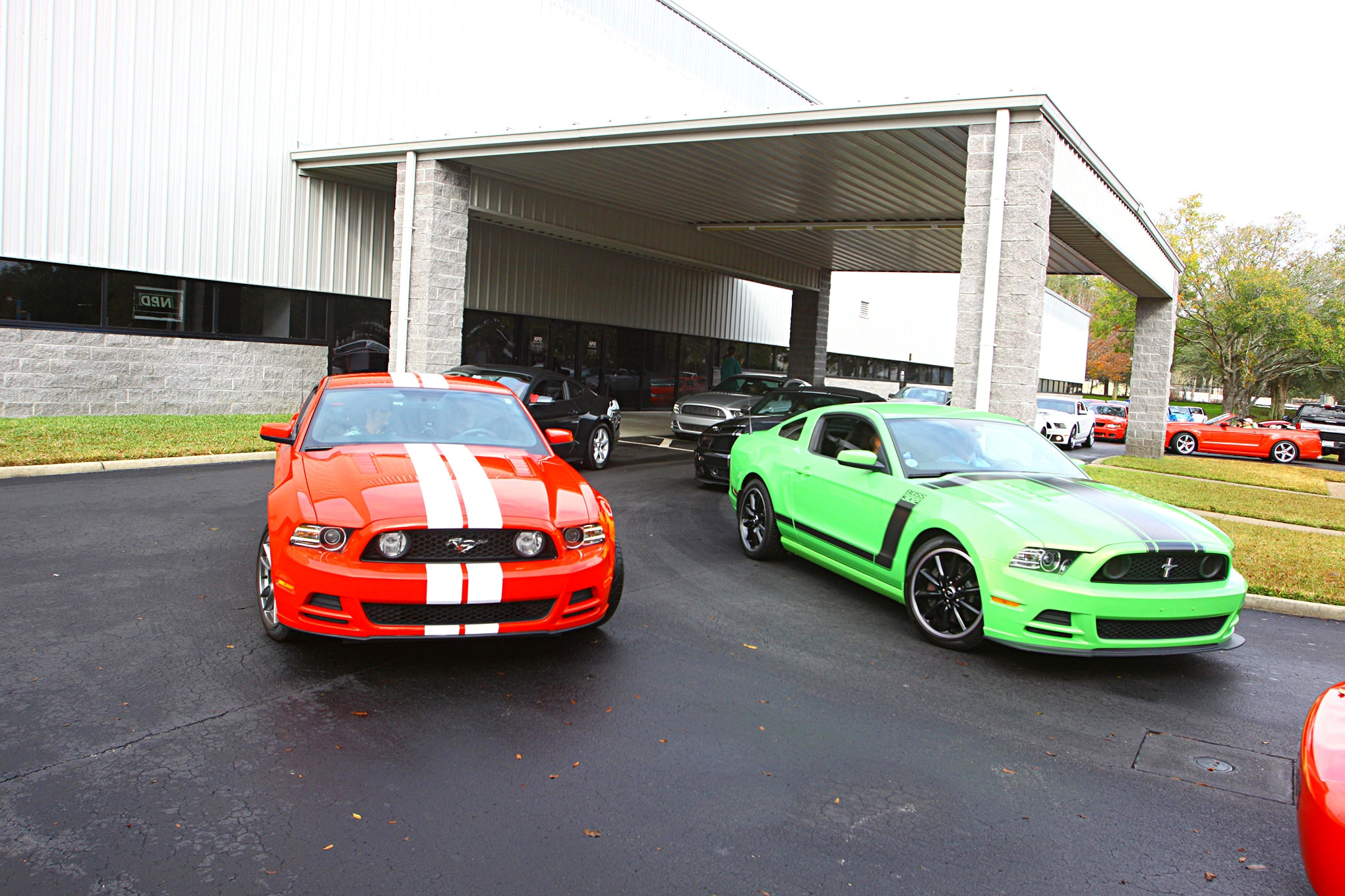2018 Silver Springs Mustang Show101