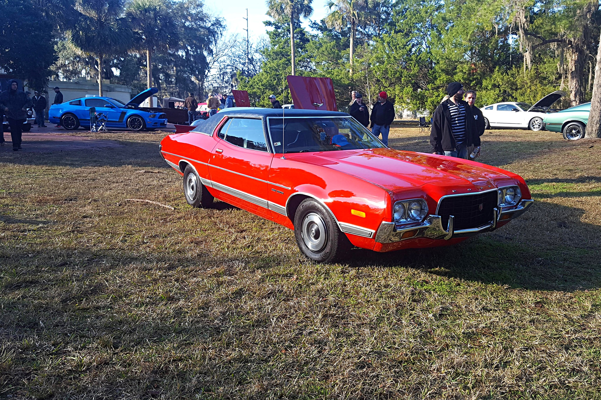 2018 Silver Springs Mustang Show008