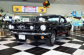 Own This 1965 Mustang GT Fastback for $10!