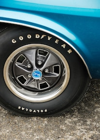 1969 Mercury Cougar Wheel Tire