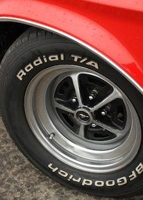 1971 Ford Mustang Convertible Wheel Tire