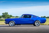 Clean Coyote Dreamin' 1965 Mustang Fastback