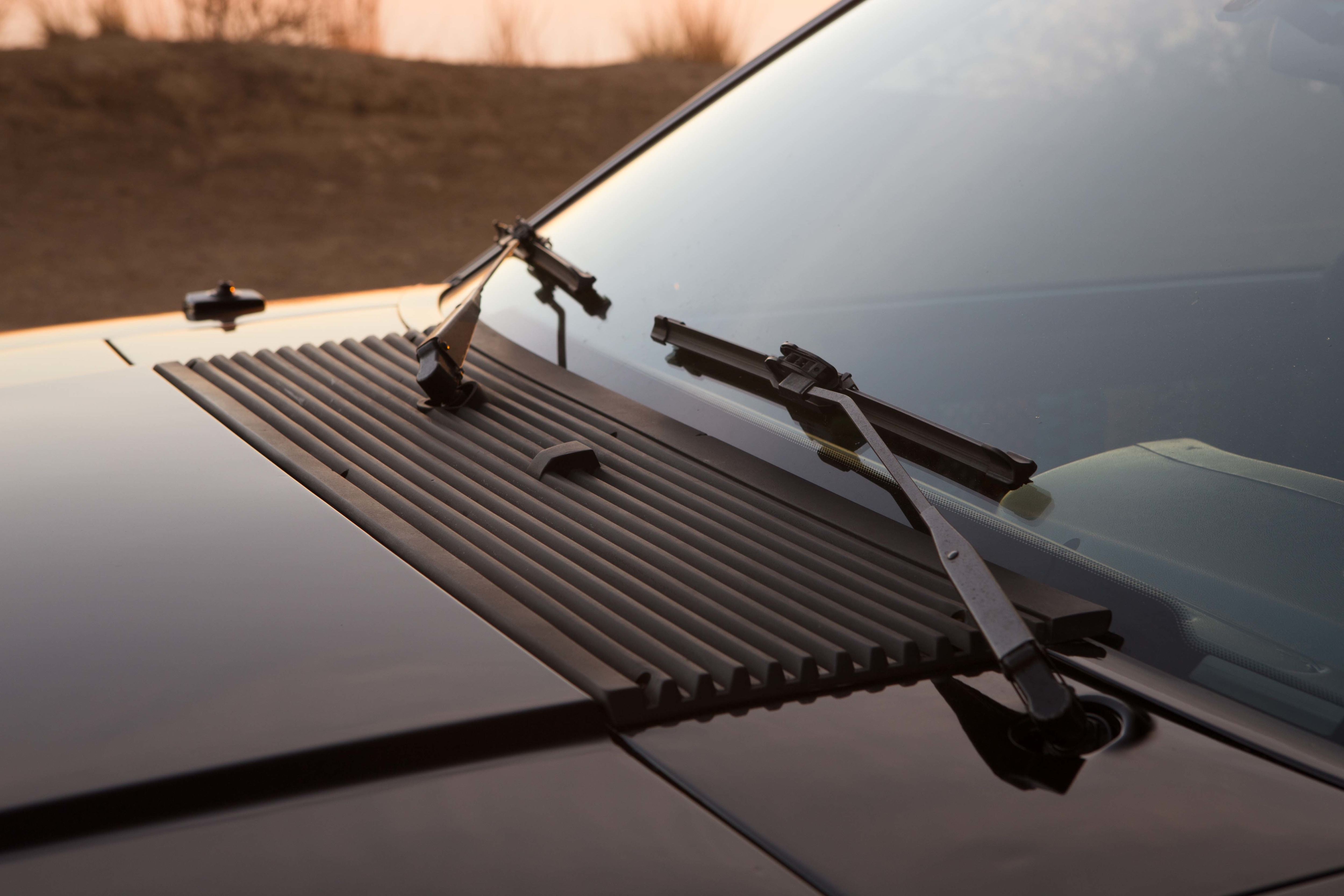 1988 Ford Mustang Wipers