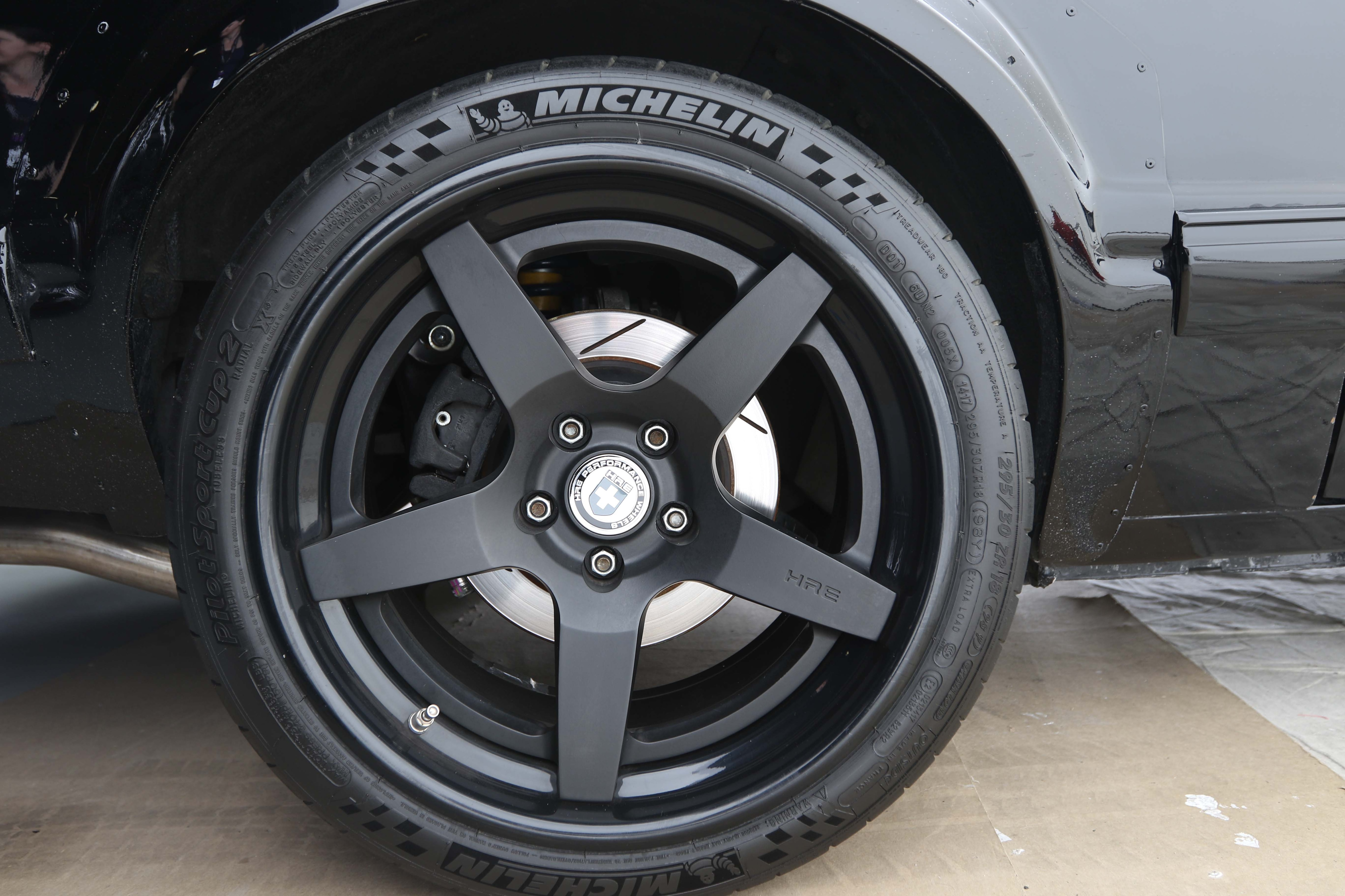1988 Ford Mustang Wheel