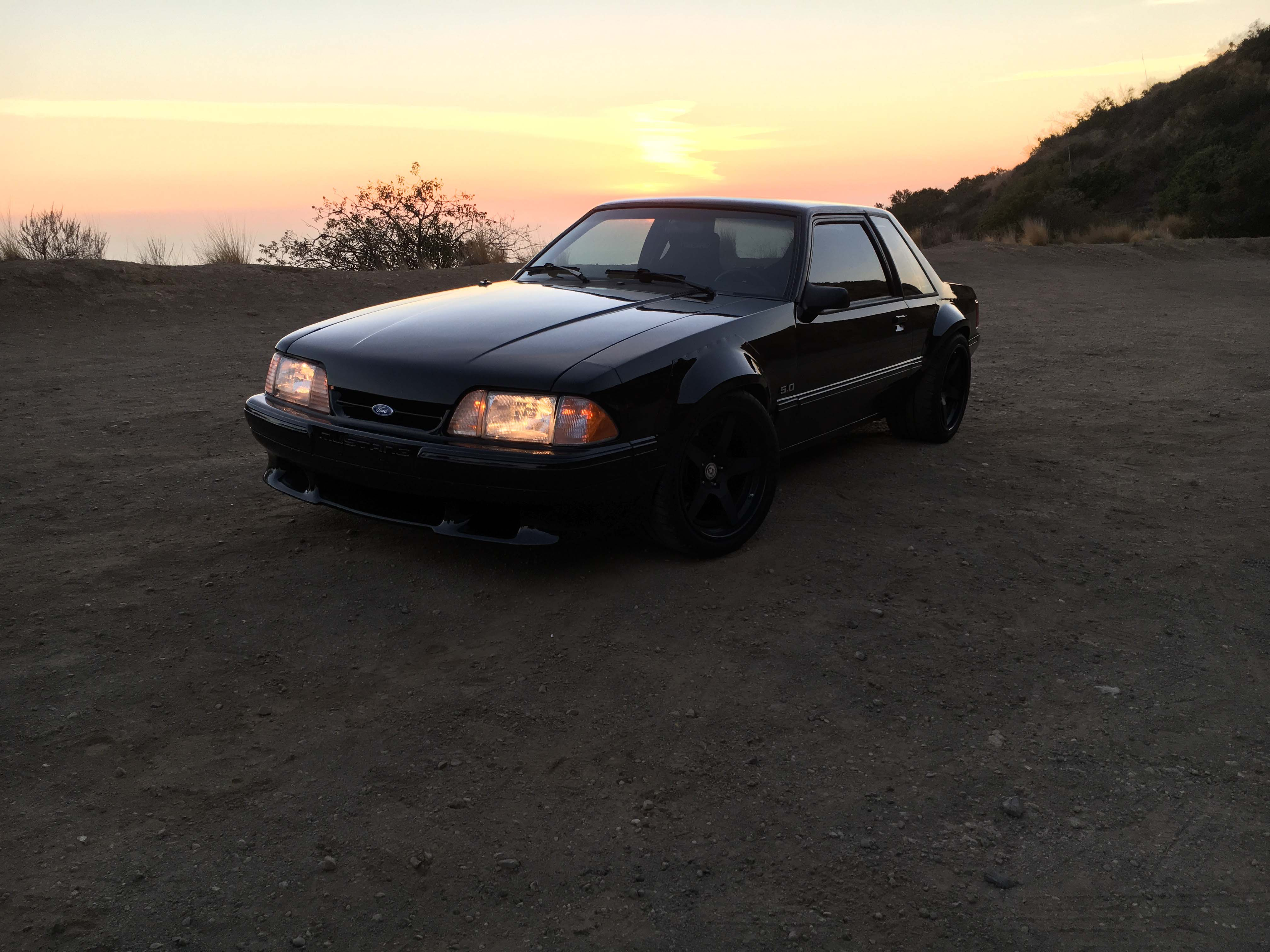 1988 Ford Mustang 44