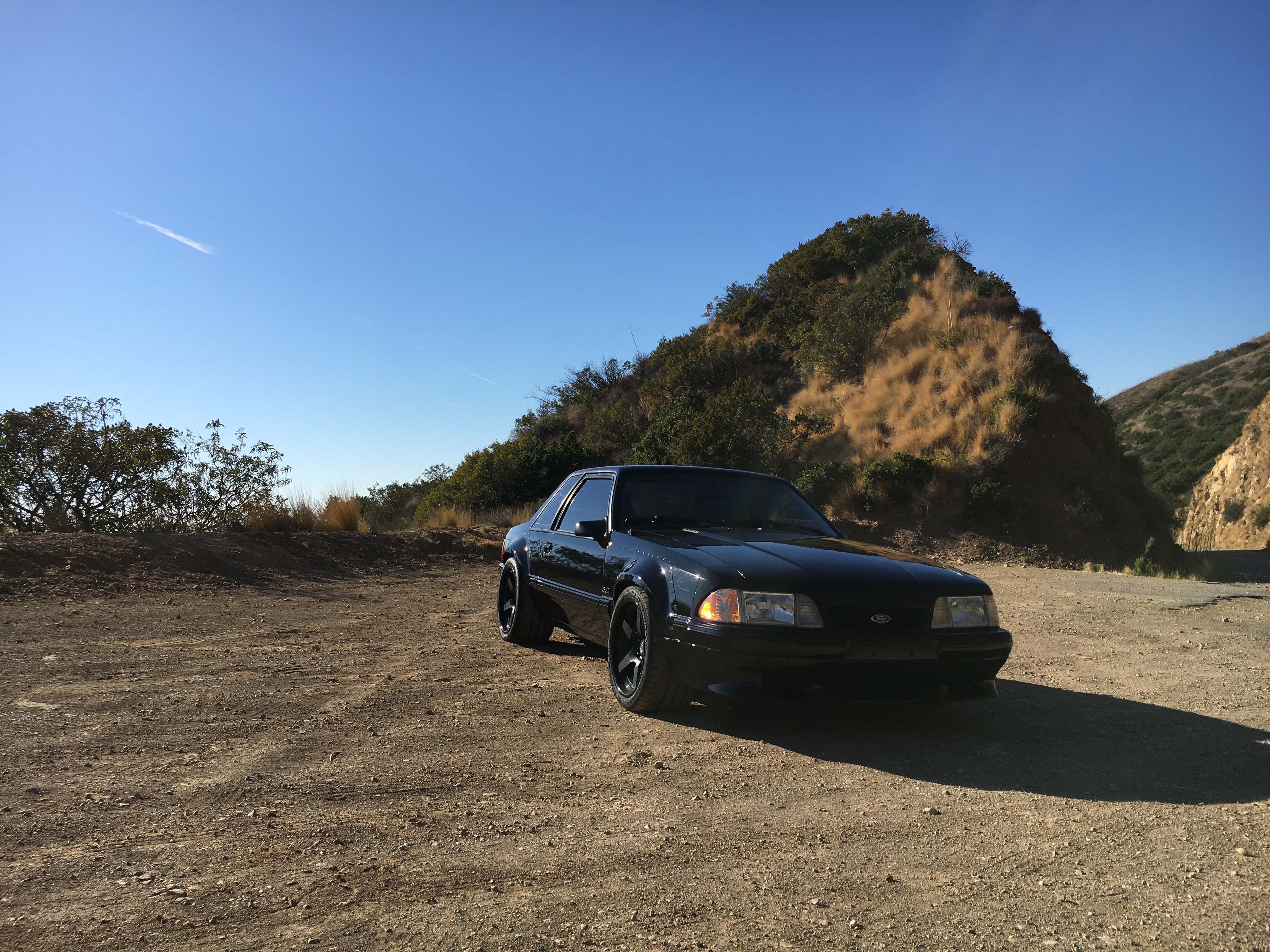 1988 Ford Mustang 36