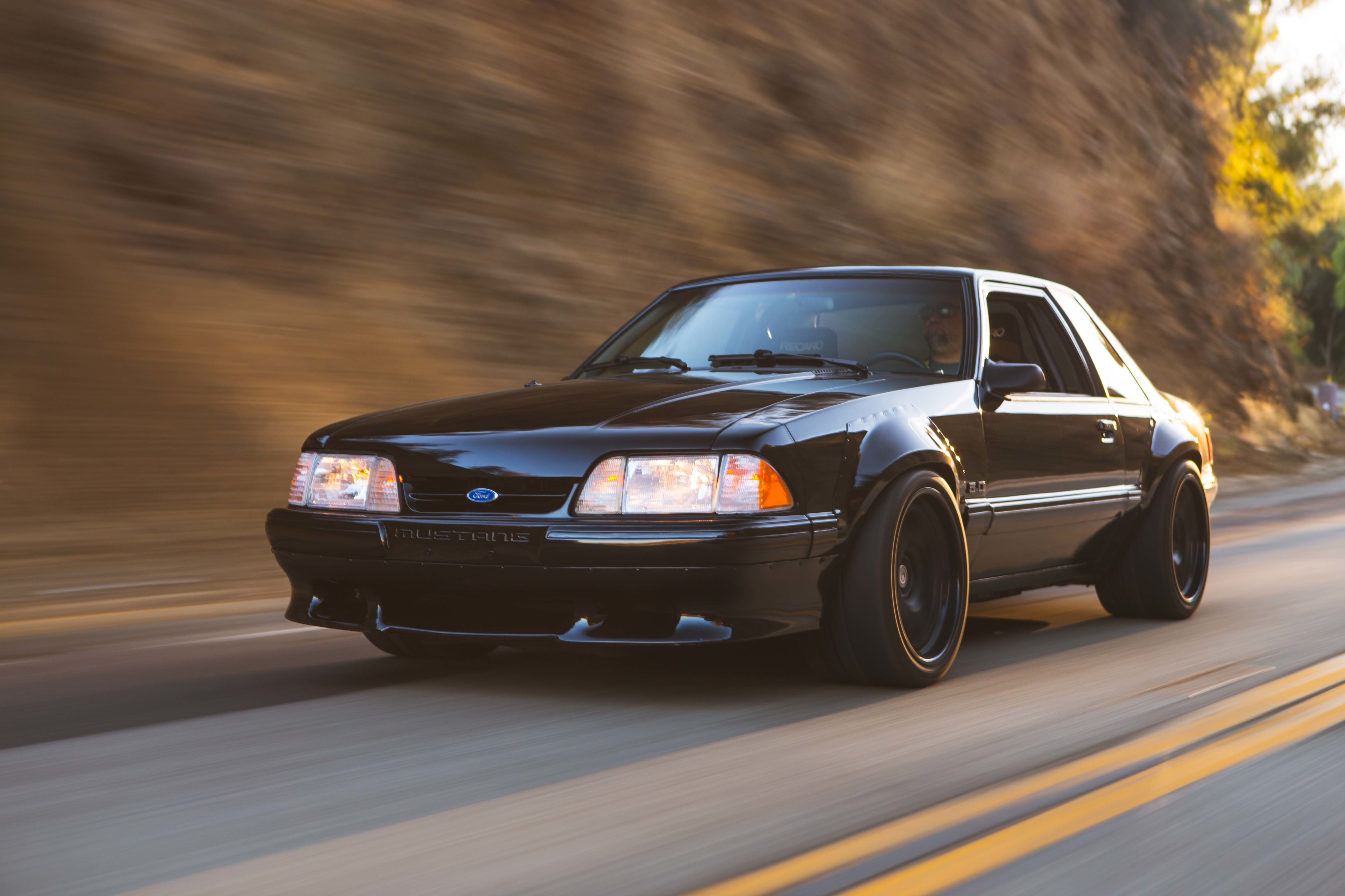 1988 Ford Mustang 31