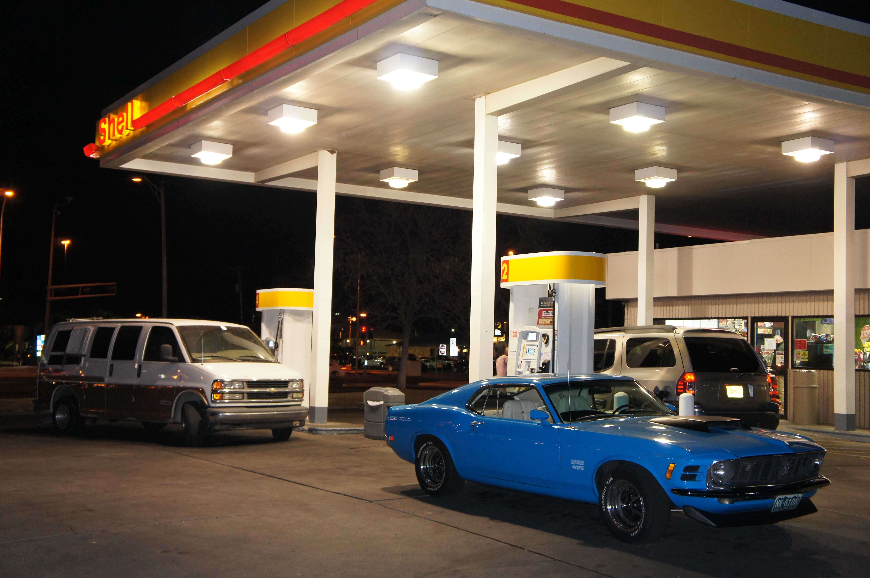 012 Goss 1970 Ford Mustang Boss 429 Drive Gas Stop Albuquerque