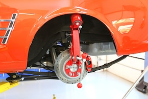 Roll Fender Lips for Tire Clearance with the Eastwood Fender Roller Tool