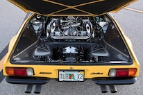 005 1974 Pantera Engine Compartment