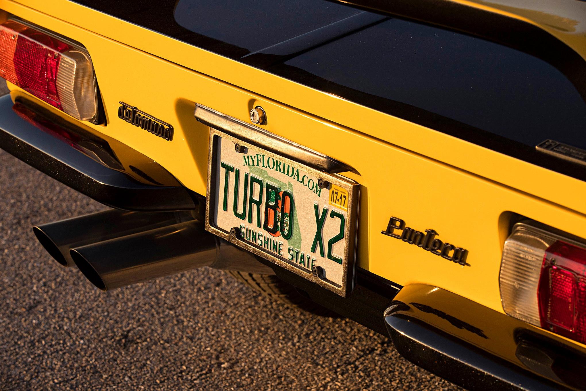026 1974 Pantera GTS Twin Turbo